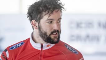 Vor dem Höhepunkt einer gelungenen Premieren-Saison im Weltcup: der 21-jährige Bobpilot Michael Vogt
