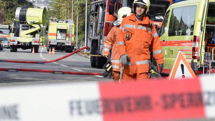 Die Ursache für den Brand ist noch unklar (Themenbild).
