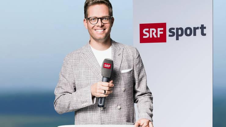 Olivier Borer: Moderator sportaktuell, sportlive | Reporter Ski Freestyle, Tennis