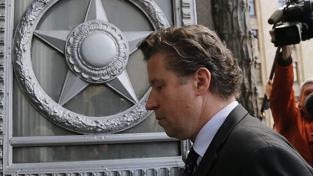 Moskau wirft Berlin «unkonstruktives» Verhalten vor