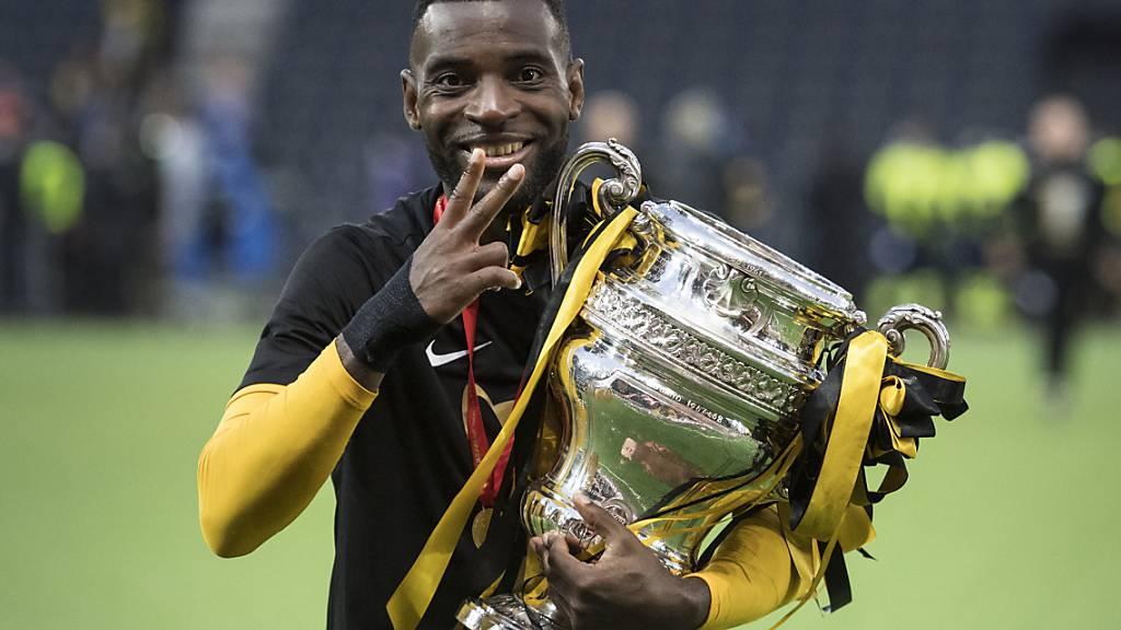 Jean-Pierre Nsame erneut Spieler des Jahres