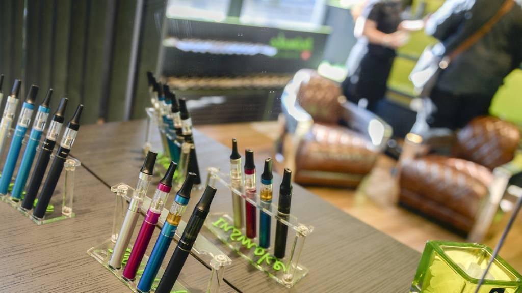 Weltgesundheitsorganisation warnt vor E-Zigaretten
