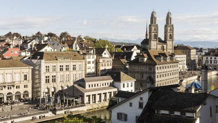 file6x1gkbyplzd2r6hu4v1Der Zürcher Stadtrat ist gegen die Steuerinitiative der Juso, obwohl diese der Stadtkasse wahrscheinlich Mehreinnahmen bringen würde.