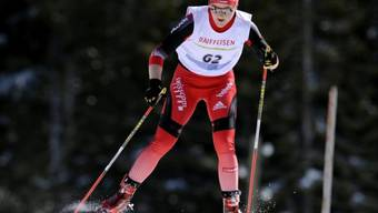 Silvana Bucher in Oslo in den Top 6