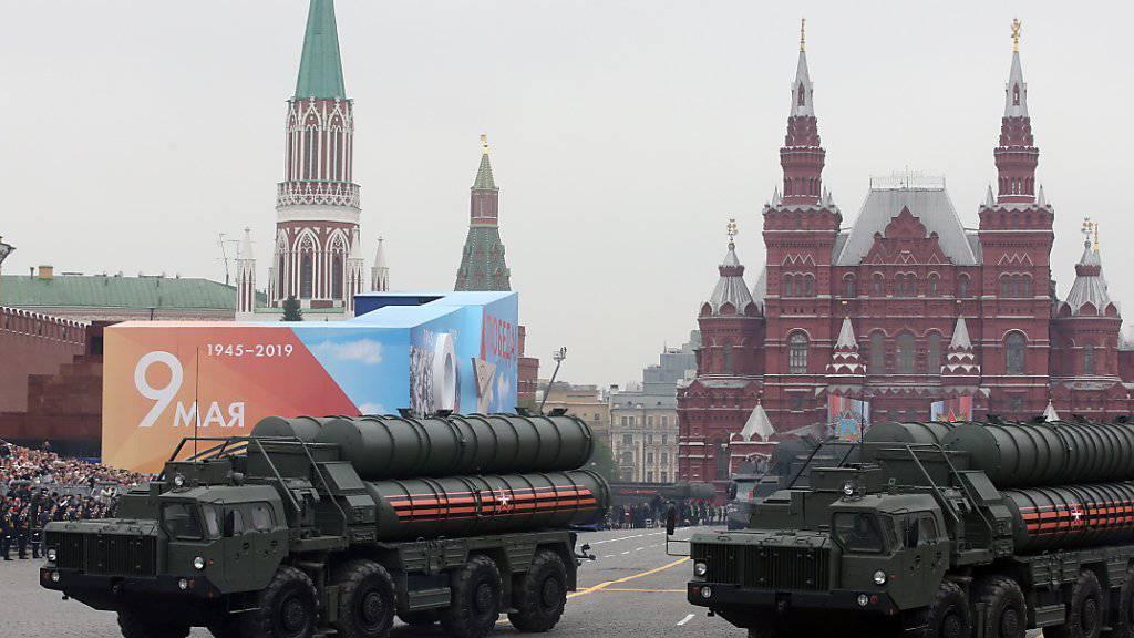Russland: Es mangelt nicht an Bestellungen für Raketenabwehrsystem