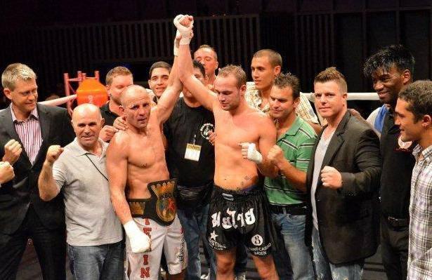 Der Sieger der Fight-Night