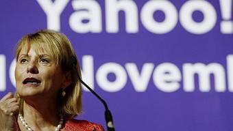 Yahoo-Konzernchefin Carol Bartz