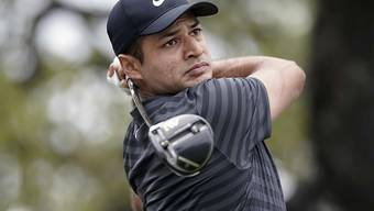 Julian Suri hat es in wenigen Monaten unter die besten Golfprofis gebracht