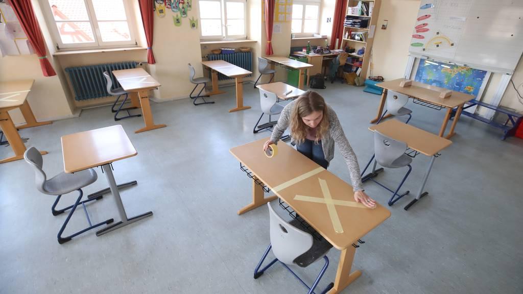 Nach Schulschliessung in Lenzburg: «Sind für Fernunterricht gut vorbereitet»