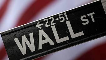Konjunkturdaten ziehen US-Börse ins Minus (Archiv)
