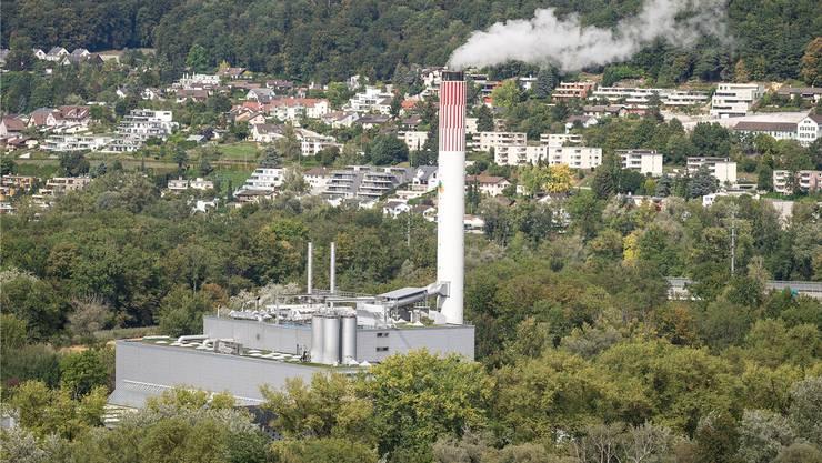 2034 soll eine neue Kehrichtverwertungsanlage der Limeco in Betrieb genommen werden.
