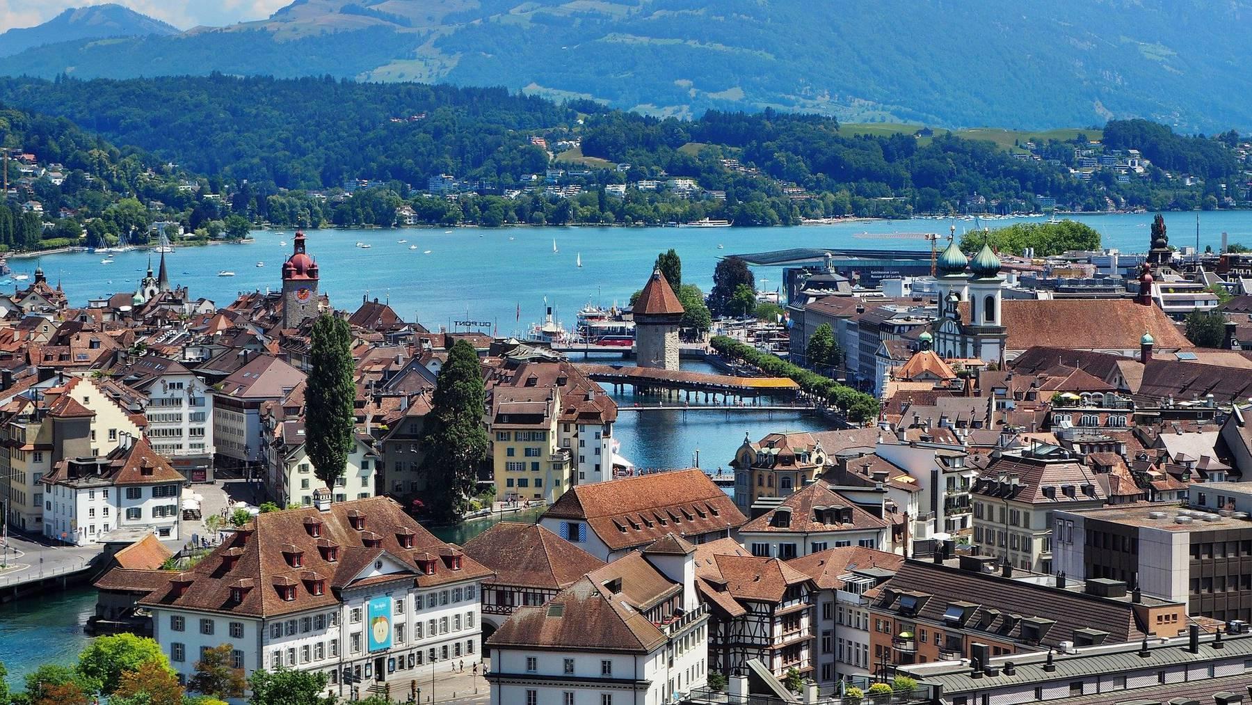 Wieviel weisst du über Luzern