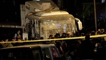 Bombenexplosion Ägypten
