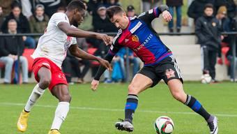Er erzielte in seinem ersten Spiel gleich das erste Tor und bereitete auch noch eines vor: Andraz Sporar.