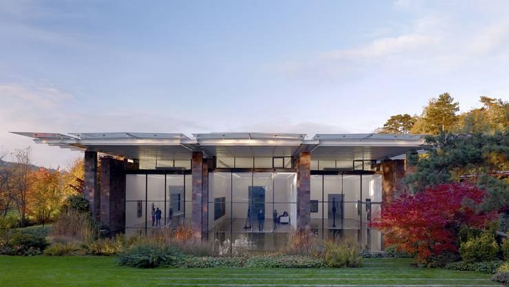 Gauguins Nativité war vor der Ausstellung in der Fondation Beyeler zuletzt 1960 im Münchner Haus der Kunst zu sehen. (Archiv)