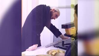 In Aarau war der Islamische Zentralrat nicht willkommen. Der als extrem geltende Verein fand für den alljährlichen Raclette-Plausch aber einen Ersatz.
