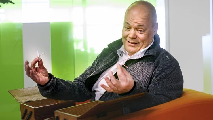 25 Jahre Migros, ein Leben lang Vogel Gryff: «Veränderungen können in beide Richtungen erfolgen», sagt Andreas Lehr.