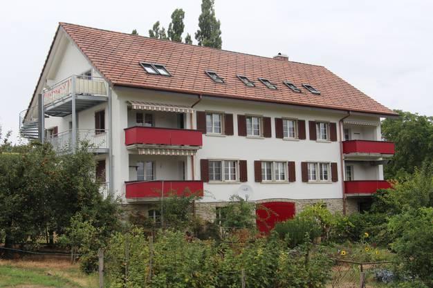 Tag der offenen Tür im Bürgerheim Höchweidhus Dürrenäsch.