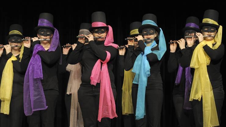 Der Pfeifer-Stamm der Rotstab-Clique überzeugt mit starken Auftritten.