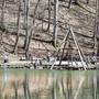 Viel Volk suchte letztes Wochenende den Bergdietiker Egelsee auf. Dabei kam es zu Verstössen gegen die Coronarichtlinien des Bundes.