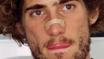 Moto-GP-Fahrer Marco Simoncelli verunfallt in Sepang tödlich