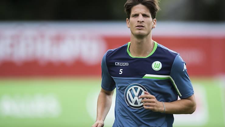 Timm Klose ersetzte Johan Djourou in der Schweizer Innenverteidigung