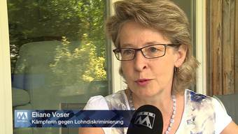 Das findet das Bundesgericht und weist eine Lohn-Klage der Aargauer Lehrerinnen zurück. Für Primarlehrerin Eliane Voser ein Faustschlag ins Gesicht.