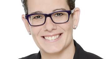Jeanine Glarner, FDP, Möriken-Wildegg.