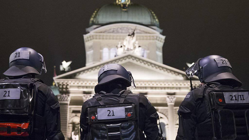 Die Schweiz vor Terroranschlägen schützen: Für das Bundesamt für Polizei (fedpol) steht dieses Ziel in den kommenden Jahren im Fokus. (Symbolbild)