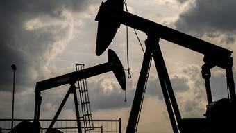 Die Turbulenzen am Ölmarkt sind am Mittwoch weitergegangen. (Archiv)