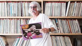 Vergleicht die Recherche mit dem Pilzesammeln: der Birmensdorfer Volksmusiker Ueli Mooser.