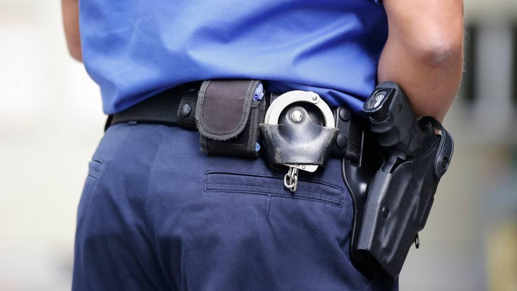 Von der Polizei erschossener Mann in Adelboden hatte eine Waffe