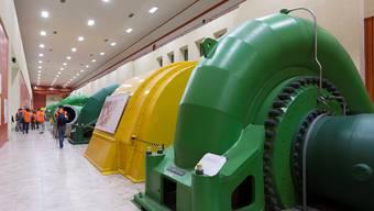 Energieproduzenten klagen, ihre Pumpspeicherkraftwerke (im Bild: Grimsel 2) seien wegen der Erneuerbaren nicht mehr rentabel.KEYSTONE