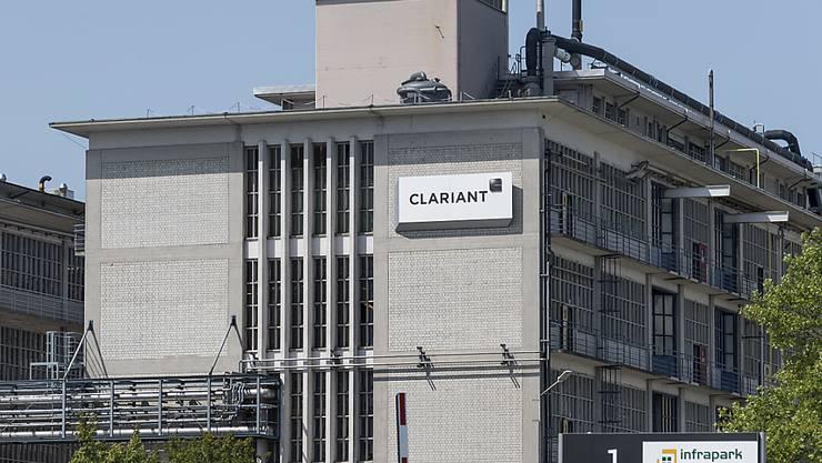 Clariant steigert Gewinn weniger stark als erwartet. (Archiv)