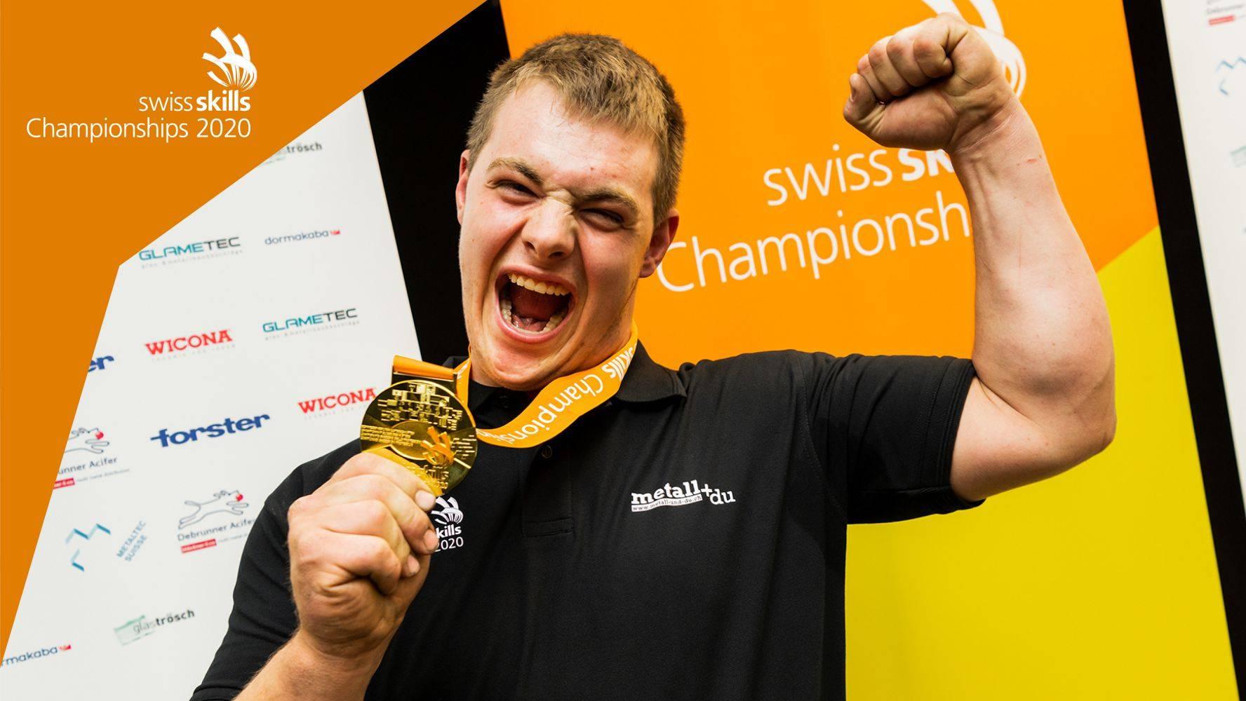 Lars Rotach ist der erste Champion 2020.