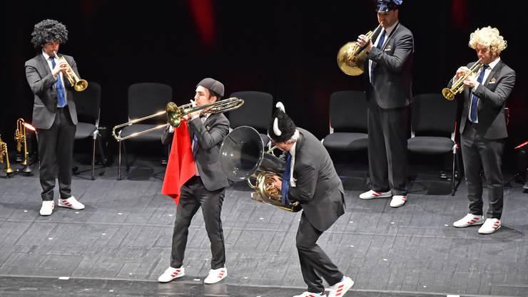 """Canadian Brass tritt mit """"Carnaval!"""" im Oltner Stadttheater auf"""