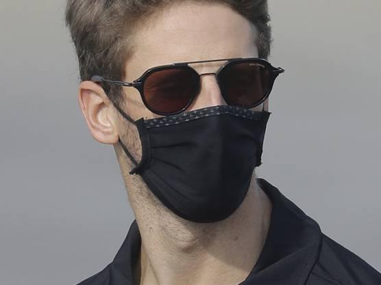 Roman Grosjean
