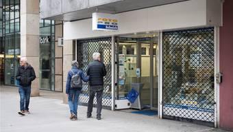 Die Foto-Pro-Gruppe ist zahlungsunfähig: Schweizweit machen acht Läden dicht – auch Schaich in Baden. Alex Spichale