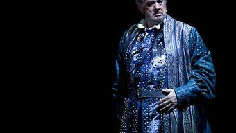 Domingo in Verdis Simon Boccanegra an der Staatsoper in Berlin im Oktober 2009 (Archiv)