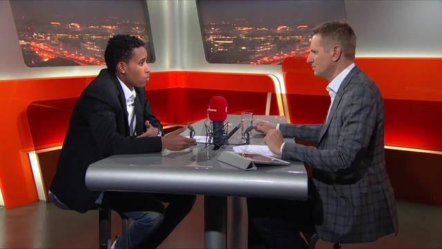 Ein Eritreer packt aus – sehen Sie hier die ganze Sendung «TalkTäglich» vom Dienstagabend.
