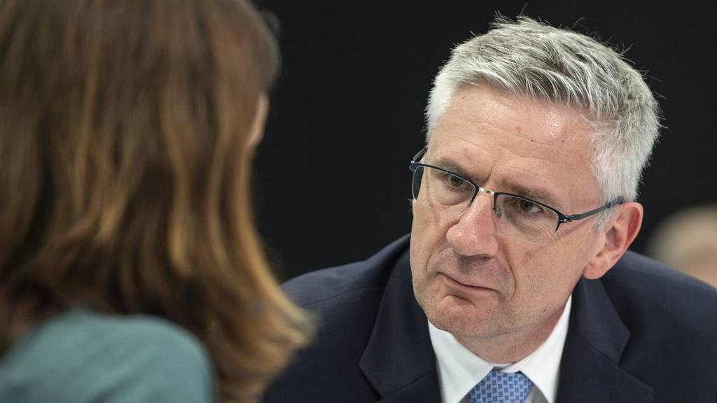 Das Drama geht weiter: Gegen Andreas Glarner liegt ein Strafbefehl vor