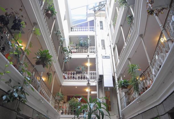 Atrium Hotel Blume (***)