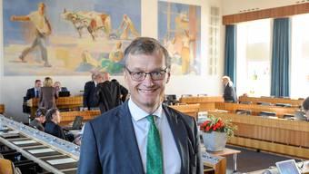«Ich habe bisher noch von keinem Gegner eine gute Alternative gehört.» Klaus Kirchmayr,  Landrat und Finanzexperte