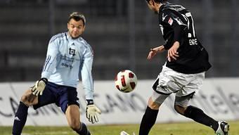 Lugano-Goalgetter Senger traf diesmal vom Penaltypunkt aus
