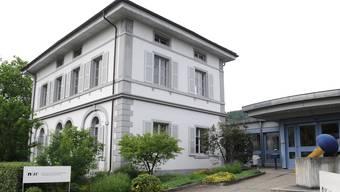 Die akademische Ausrichtung der Pädagogischen Hochschule (hier Liestal) wird von den Mitarbeitenden und Studierenden kritisiert. Archiv jun