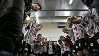 Das Fanionteam der Herren tritt im Playoff-Halbfinal gegen Floorball Thurgau als Aussenseiter an.