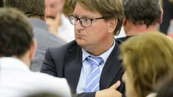 Der Ausschluss von Claude-Alain Voiblet aus der SVP hat einen Machtkampf zwischen der SVP Waadt und den Lausanner Lokalsektionen zur Folge (Archiv).