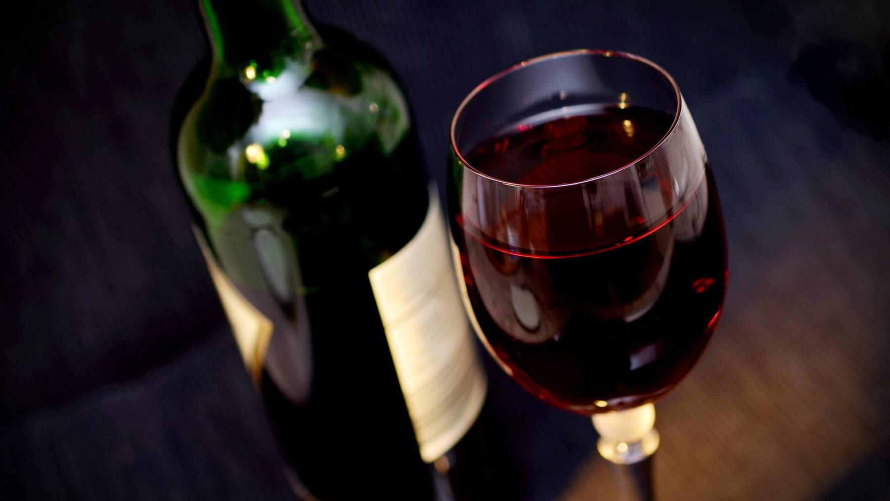 Die Nachfrage an Wein steigt.