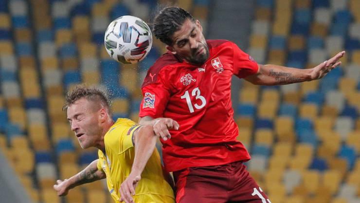Ricardo Rodriguez (hier im Dress der Schweizer Nationalmannschaft) verlor bei seinem Debüt für Torino gegen Cagliari