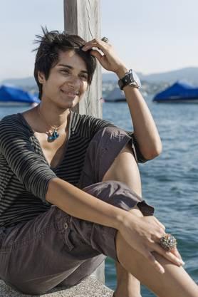 Asher Jay studierte Fashion Design und Fashion Marketing. Die Modewelt war ihr aber viel zu oberflächlich.